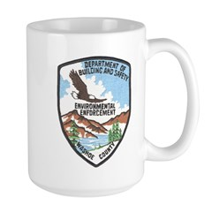 Environmental Enforcment Large Mug
