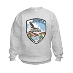 Environmental Enforcment Kids Sweatshirt