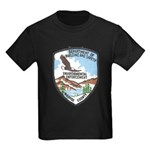 Environmental Enforcment Kids Dark T-Shirt