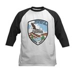 Environmental Enforcment Kids Baseball Jersey