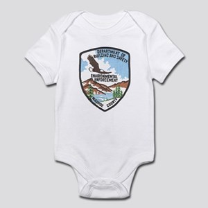 Environmental Enforcment Infant Bodysuit