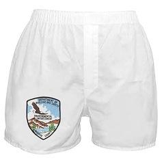 Environmental Enforcment Boxer Shorts