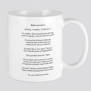 Before you say it British Canadian Mugs