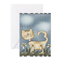 Kitten Greeting Cards (Pk of 10)
