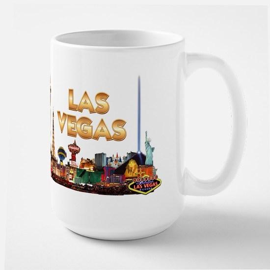 Ultimate Vegas Skyline Mugs