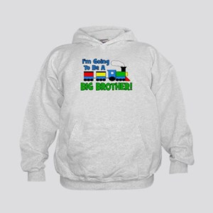 Big Brother To Be TRAIN Kids Hoodie