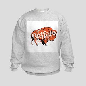 Just Buffalo Kids Sweatshirt