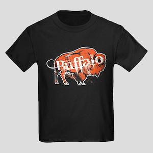 Just Buffalo Kids Dark T-Shirt