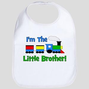 Little Brother TRAIN Bib