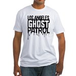 LA Ghost Patrol Fitted T-Shirt