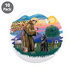 St Francis #2/ Belgian Shep 3.5