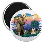 St Francis #2/ Scottys (2) Magnet