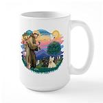 St Francis #2/ Scottys (2) Large Mug