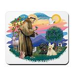 St Francis #2/ Scottys (2) Mousepad