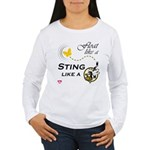 Float:STING Women's Long Sleeve T-Shirt