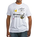 Float:STING Fitted T-Shirt