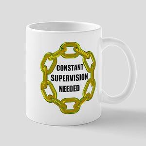 CHAINS NEEDED Mug