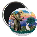St Francis #2/ Bull T (#4) 2.25
