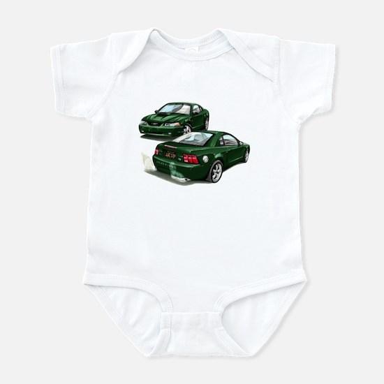 Bullitt Stang Infant Bodysuit