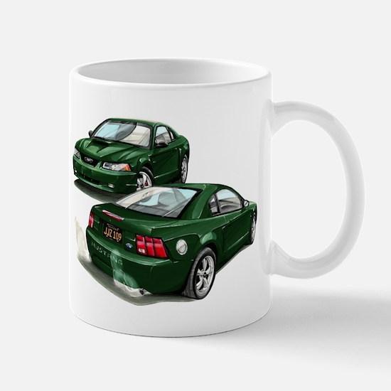 Bullitt Stang Mug