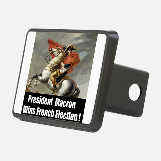 President Macron Wins French Election Hitch Cover