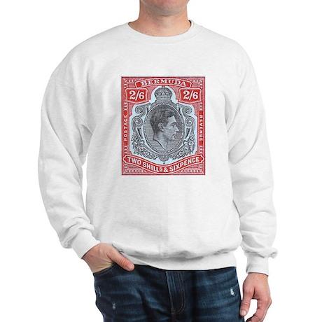 Bermuda KGVI 2s6d Sweatshirt