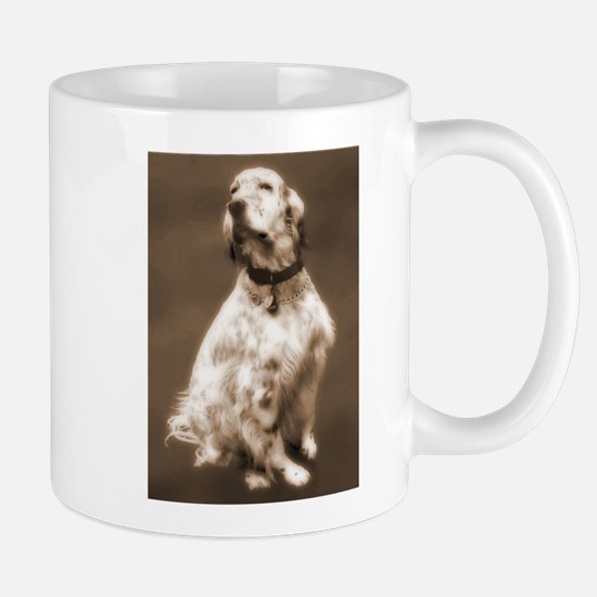 English Setter Dog Gift Idea Mug