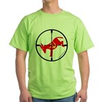 Open Season: Green T-Shirt