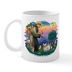 St Francis #2/ Fr Bulldogs (3) Mug