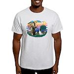 St Francis #2/ Eng Spring Light T-Shirt