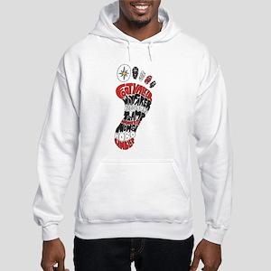 Footwalker Hooded Sweatshirt