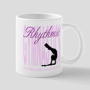 "Magenta ""Rhythmic Gymnastics"" Mug"