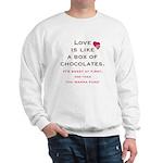 Anti-Valentine Sweatshirt