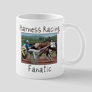 Harness Racing Fanatic Mug