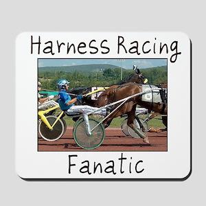 Harness Racing Fanatic Mousepad