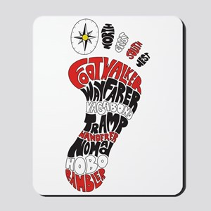 Footwalker Mousepad