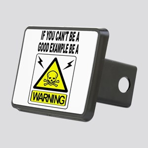 WARNING Hitch Cover
