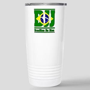 BJJ Brazilian Jiu Jitsu Stainless Steel Travel Mug