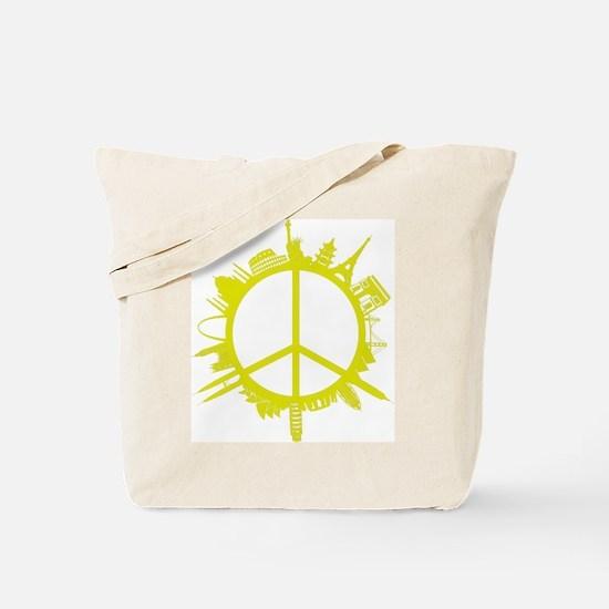 Unique Arch de triumph Tote Bag