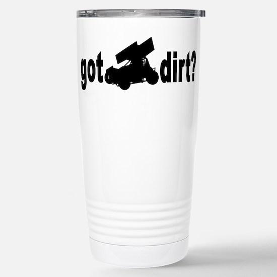 Got Dirt? Stainless Steel Travel Mug