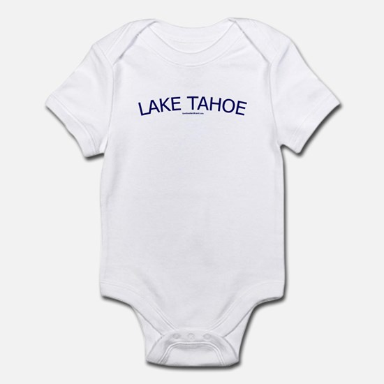 Lake Tahoe (Navy) - Infant Creeper
