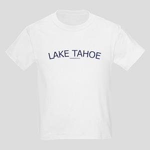 Lake Tahoe (Navy) - Kids T-Shirt