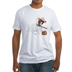 Fun JRT product, Baseball Fever Fitted T-Shirt