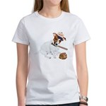Fun JRT product, Baseball Fever Women's T-Shirt