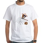 Fun JRT product, Baseball Fever White T-Shirt