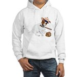 Fun JRT product, Baseball Fever Hooded Sweatshirt