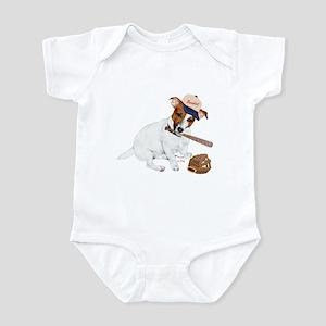 Fun JRT product, Baseball Fever Infant Bodysuit