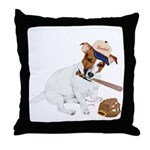 Fun JRT product, Baseball Fever Throw Pillow