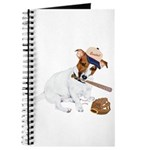 Fun JRT product, Baseball Fever Journal