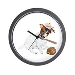Fun JRT product, Baseball Fever Wall Clock